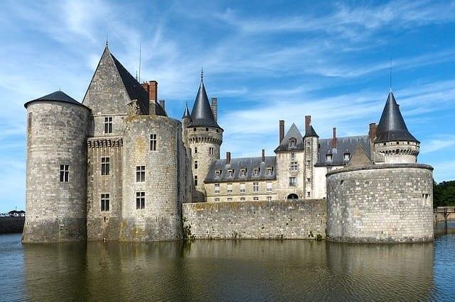 chateau de la loire paris